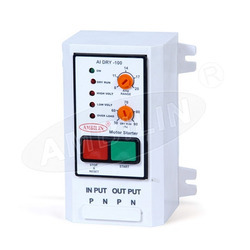 Single Phase Starter with Dry Run Protection