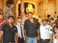 Security Services for Event Management