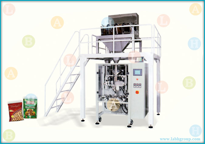 Automatic Sachet Packing Machine with Weigher