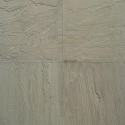Raj Green Sandstone Paving Slabs