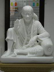 Marble White Sai Baba