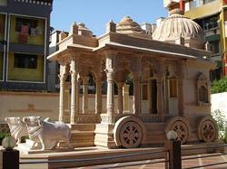 Wheel Stone Temple