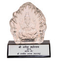 Crystal Trophy with Crystal Idol