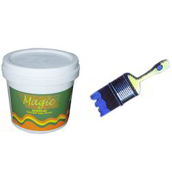 Acrylic Top Coat Wall Putty
