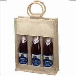Three Bottle Wine Bags