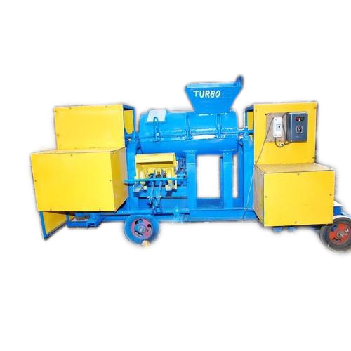 Nano Clay Brick Machine with Motor