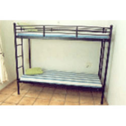 Steel Metal Powder Coated Bunk Bed