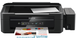 Epson Colour Tank Printer
