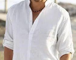 Linen shirt in chennai tamil nadu india indiamart for Linen shirts for mens in chennai