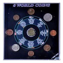 8 World Coins
