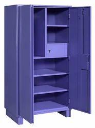 Steel Locker Cupboard,Hanger and Document shelf