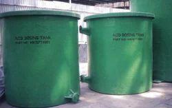 FRP Dosing Tank