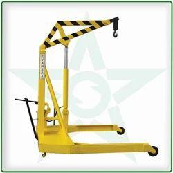 Heavy Duty Hydraulic Floor Crane