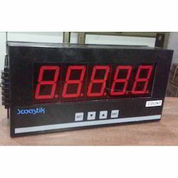 "4""Jumbo Display Temperature Indicator"