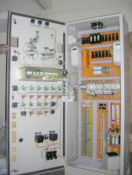 Control Panel for Pneumatic Conveying System