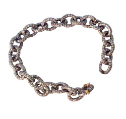 Pave Diamond Bracelet Jewelry