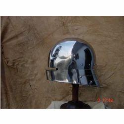 German Sallet helmet