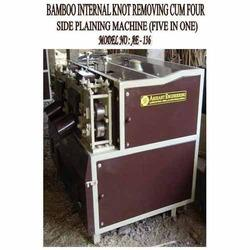 bamboo four side plaining machine