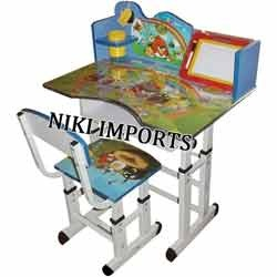 Kids Working Table