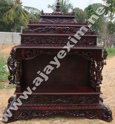 Rectangle Pooja Mandap