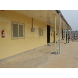 Prefabricated Staff Guest House