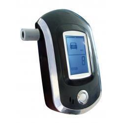 Alcohol Breath Analyser Digital