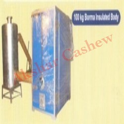 100 Kg Cashew Kernels Dryers Borma Insulated Body