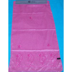 Nylon Embroidered Stoles
