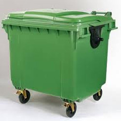 Otto Mobile Garbage Bins Waste Container Manufacturer
