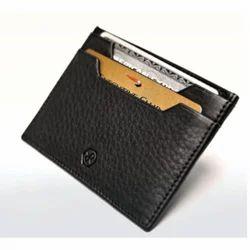 leather credit card holder - Leather Credit Card Holder