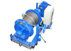 Electric Wire Rope Winch Machines