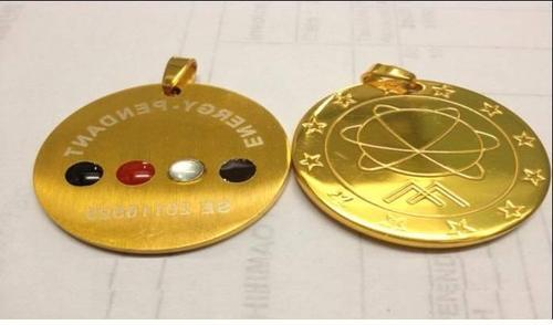 Bio magnetic pendant gold am pendant wholesale trader from jaipur aloadofball Image collections