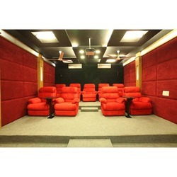 Custom Home Theatre Seating