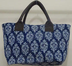 Kantha Handmade Cotton Bag