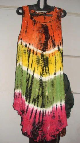 Multicolor Long Sundress