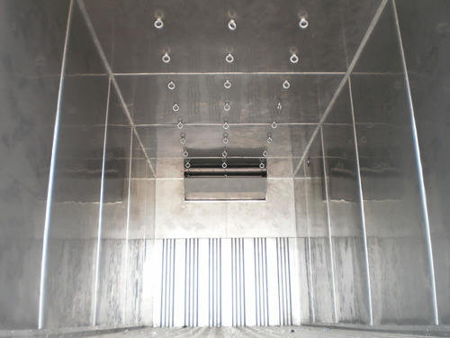 24ft Reefer Container Inside View
