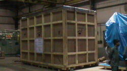 Large Plywood Box
