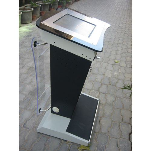Digital Display Podiums