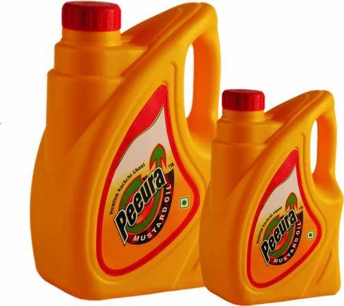Peeura Mustard Oil
