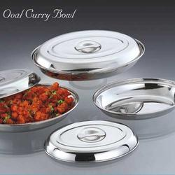 Oval Curry Bowl