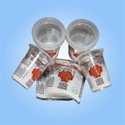 PVC Heat Shrink Cups