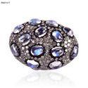 Diamond Gemstone Bead