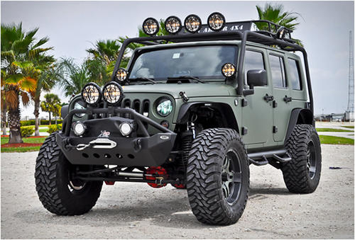 Jeeps Jeep Re Modelling Modification Manufacturer From