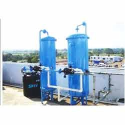 Semi Automatic Water Softening Plant