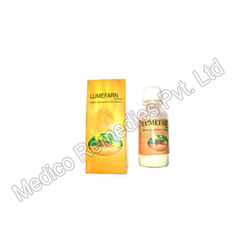 Artemether and Lumefantrine Dry Syrup