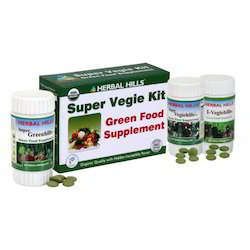 Organic Food Supplements