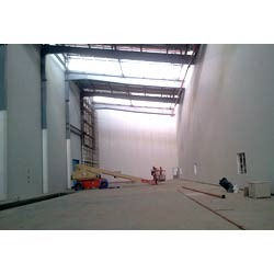 Dry Wall Partition