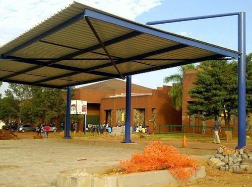 Steel Shades Commercial Steel Shade Service Provider