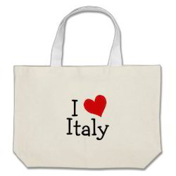 Italy Canvas Bags