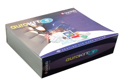 Cataract Surgical Kit-Aurokit